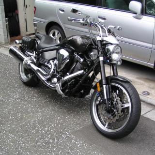 YAMAHA XV1700 Roadstar ...